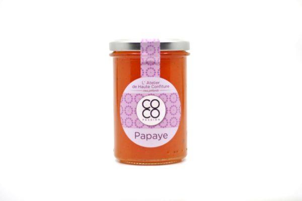 confiture artisanale papaye ile de la reunion