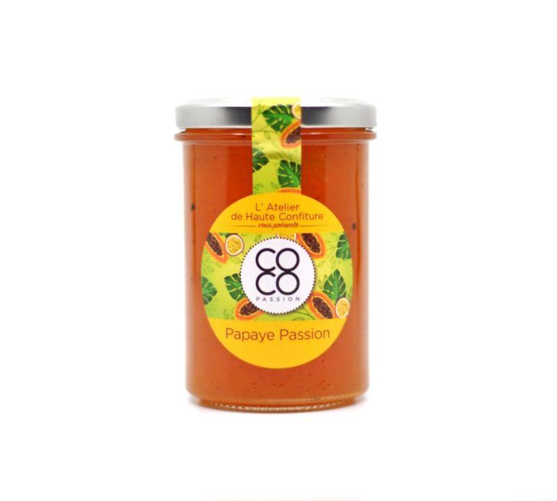 Spécialité artisanale : Papaye & Fruits de la Passion
