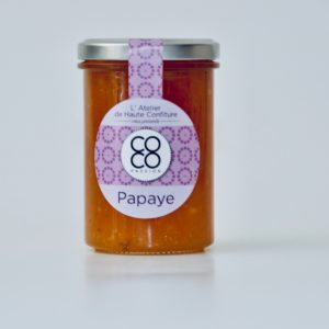 cocopassion confiture PAPAYE