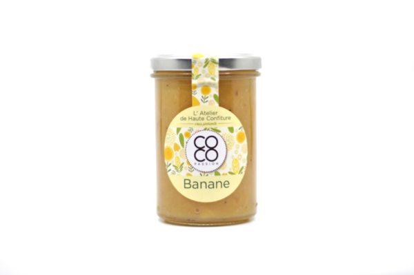 confiture artisanale banane ile de la reunion coco passion