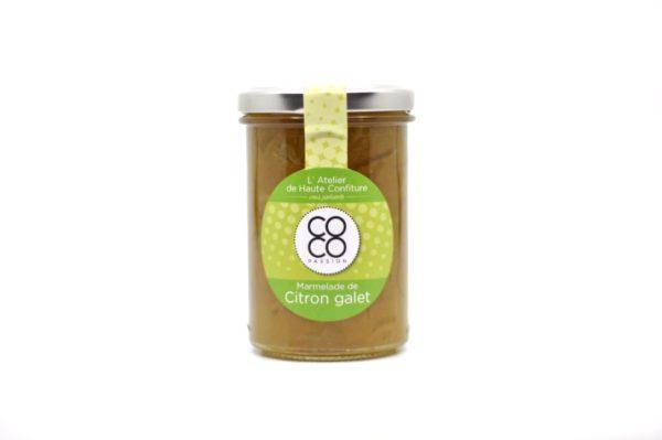 marmelade citron galet confiture artisanale la reunion coco passion