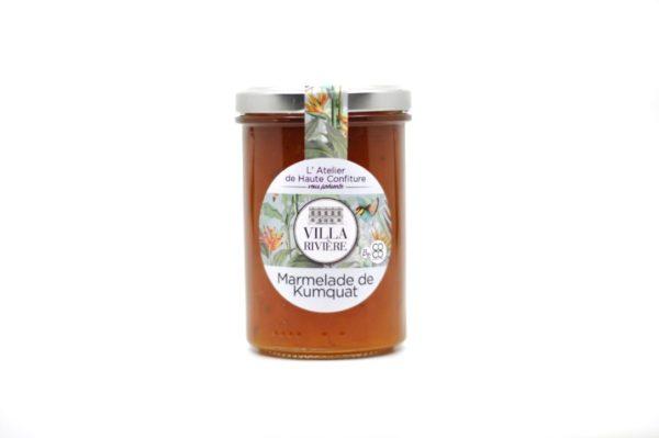 marmelade confiture artisanale kumquat ile de la reunion