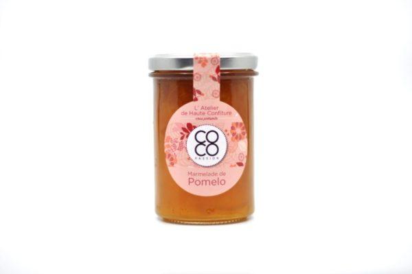 confiture artisanale la reunion marmelade pomelo coco passion