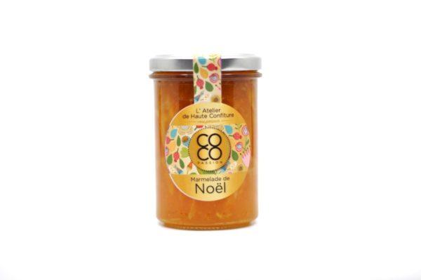 marmelade noel confiture artisanale coco passion ile de la reunion