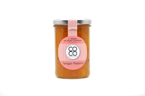 marmelade artisanale de Tangor et fruits de la passion ile de la reunion coco passion