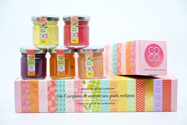 confiture extra artisanale cocopassion
