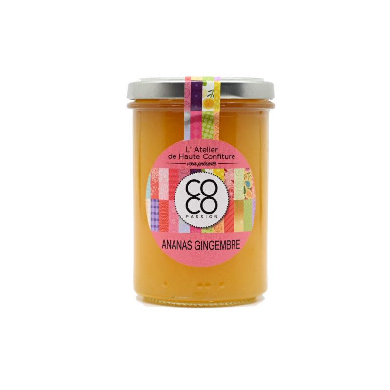 Spécialité artisanale Ananas Gingembre