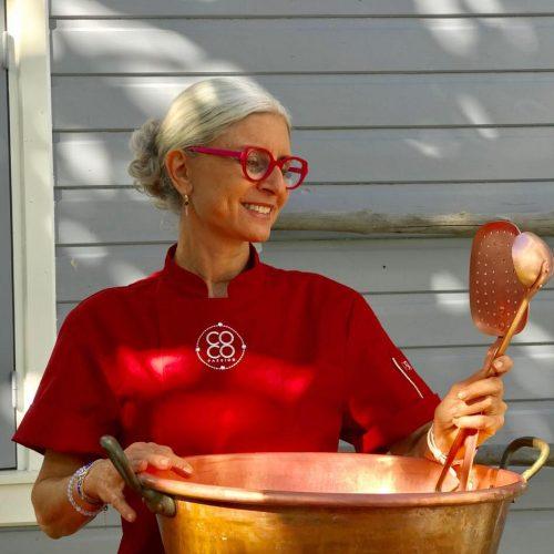 confiture artisanale ile de la reunion cuisson au chaudron corinne romeder