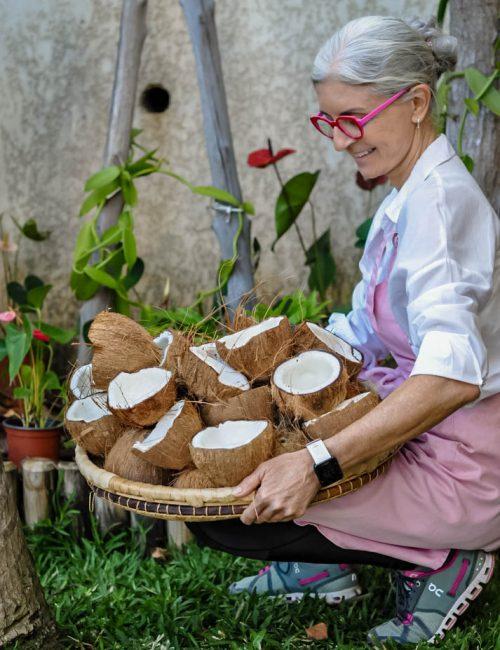 confiture artisanale la reunion noix de coco